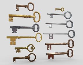 Key Pack 3D model
