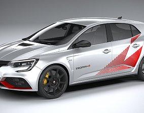 3D Renault Megane RS Trophy-R 2020