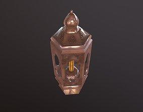 Oriental Lantern 3D model