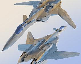 3D YF-19 Excalibur