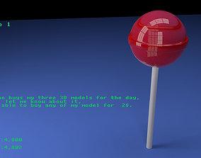 3D Lollipop 1