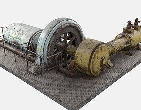 3D model Old Generator