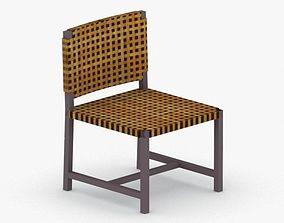 3D asset 0489 - Chair