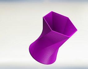 3D printable model desktop Pencil holder