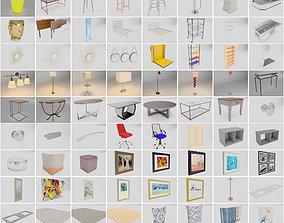 3D Furniture for Decoration