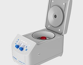 3D Eppendorf - Centrifuge 5425