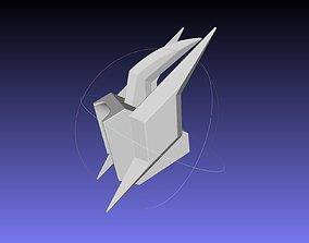 3D print model Shield Hero Curse Armor Shoulder