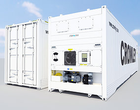3D Star Cool - New 40ft Reefer Container