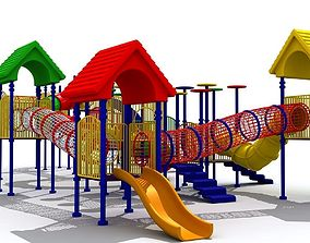 3D Play Ground Furniture