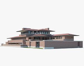 Robie House 3D model