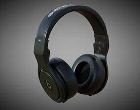 3D Beats Pro Headphones by Dre