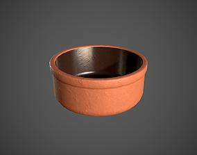 3D model Terracotta Bowl