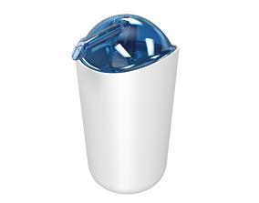 3D print model The Umbra Curve Soap Dispenser