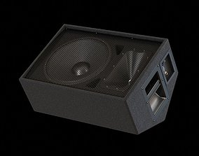 3D Single Loudspeaker