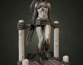 Rikku Final Fantasy - Regular Suite 3D print model