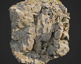 3d scanned cliff face K