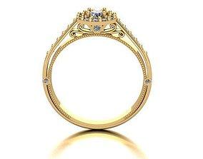 3D print model Diamont Ring