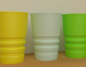 3D Printable Cups