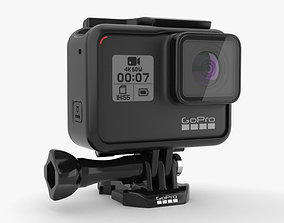 3D GoPro HERO7
