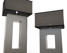 3D Table Lamps Sunset