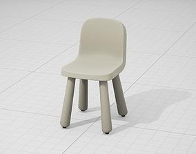 Magis Still Chair UE4 3D asset