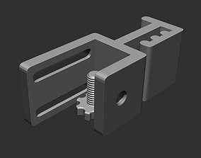 Headphone holder 3D print model