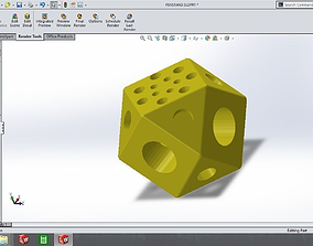 penstand 3D printable model