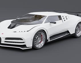 Bugatti Centodieci 3D