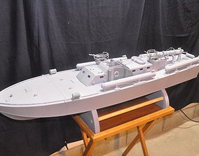 PT 109 Radio Controlled Model Boat