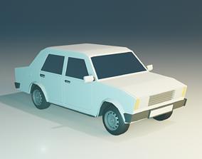 VAZ-2105 3D asset