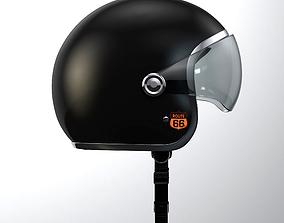 vehicle 3D model Helmet