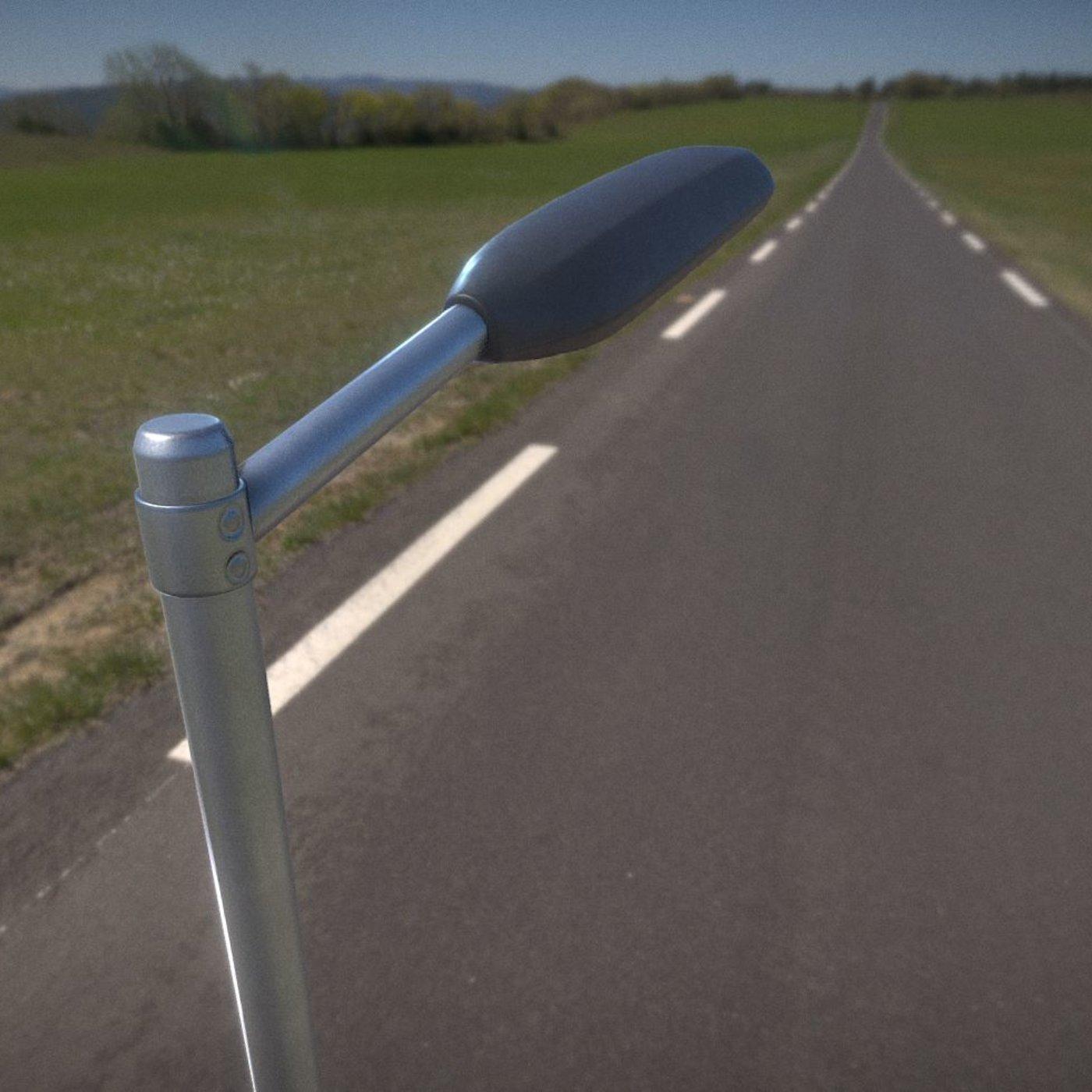Street Light 11 (Pole 2) (Version 3)