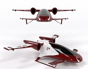 Air car 3D