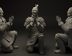 The Terracotta Army 3D asset