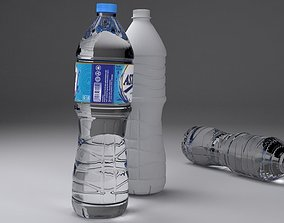 mineral water 3D 600 ml