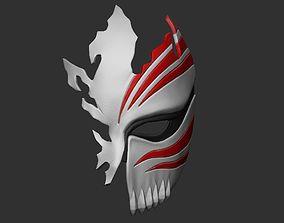 Half Hollow Mask - Kurosaki Ichigo - 3D printable model