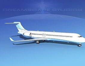 Comac ARJ21-700 Corporate 3 3D