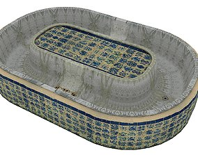 3D model Old Swimming Pool 01 07