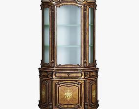 3D model showcase baroque