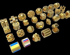 3D print model Pendants charms PC001