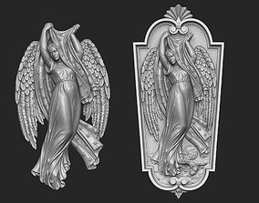 3D model Night Angel Relief Set