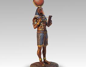 3D printable model thoth the egyptian god of wisdom