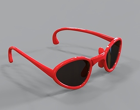 3D print model Kids Sun glass