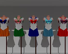 Sailor Soldiers 3D