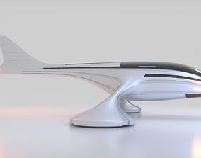 Futuristic Drone C 1 3D