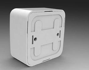 Power socket mk 1b 3D model