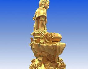 Goddess of Mercy 3D printable model culture