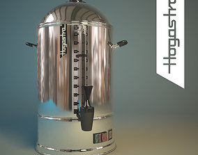 Kettle HOGASTRA HWA-20 3D model