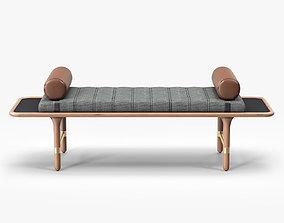 3D Giulia Novars Manhattan Bench