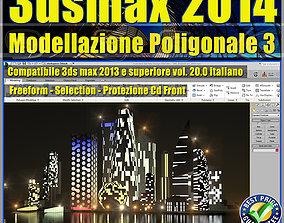3ds max 2014 Modellazione Poligonale v 20 Italiano CD 1